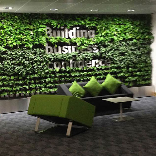 Lease A Leaf Office Plants Rental Sales Plant Displays Interior Landscaping London